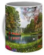 The Valley Cottage Variant 1 Coffee Mug