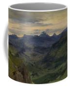 The Valley Of Saint-vincent Coffee Mug