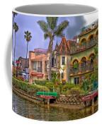 The Venice Canal Historic District Coffee Mug
