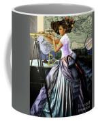 The Victorian Astronomer  Coffee Mug