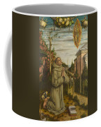 The Vision Of The Blessed Gabriele Coffee Mug