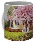 The Yellow Porch Coffee Mug