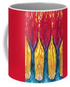 Three Matches Coffee Mug