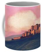 Tibetan Fortress Coffee Mug