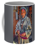Tibetan Refugee - Paint Coffee Mug