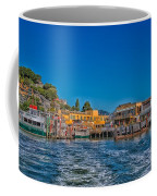 Tiburon Waterfront Coffee Mug