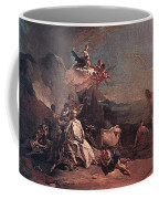 Tiepolo The Rape Of Europa Giovanni Battista Tiepolo Coffee Mug