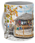 Tiki Bay Island  Coffee Mug