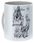 Time Between Women Coffee Mug