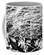Titanic: Lifeboats, 1912 Coffee Mug