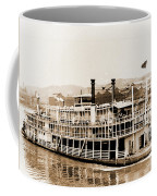 Tom Greene River Boat Coffee Mug