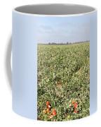 Tomato Field, California Coffee Mug