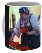 Tomatoe Lady Coffee Mug