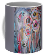 Too Many Temptations Coffee Mug