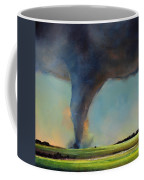 Tornado On The Move Coffee Mug