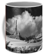 Totem Pole Monument Valley Coffee Mug
