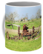 Tractor 005 Coffee Mug