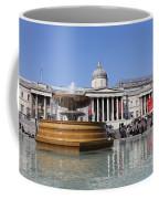 Trafalgar Square London Coffee Mug