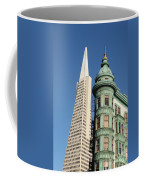 Transamerica Pyramid Building Coffee Mug