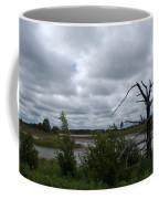Tree In The Wetland Coffee Mug