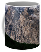 Teton Tree Line  Coffee Mug