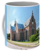 Trinity Church In Kristianstad Coffee Mug