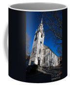 Trinity Church Newport Rhode Island Coffee Mug