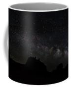 Trona Pinnacles Milky Way Coffee Mug