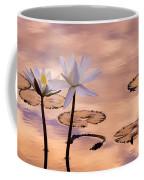Tropical Lily Coffee Mug