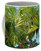 Tropical Plants Coffee Mug