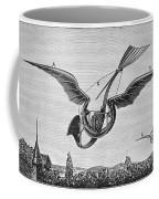 Trouv�s Ornithopter Coffee Mug
