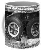 Truck Tires Coffee Mug