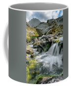 Tryfan In The Ogwen Valley Coffee Mug