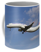 Turkish Delight Airlines Airbus A321 Coffee Mug