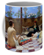Turkish Women Coffee Mug