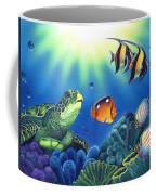 Turtle Dreams Coffee Mug