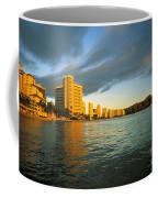 Twilight Waikiki Coffee Mug