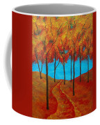 Twilight Woods Coffee Mug
