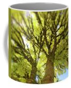 Twin Trees Coffee Mug