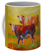 Two Cows Coffee Mug