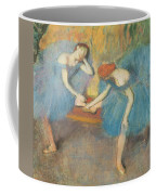 Two Dancers At Rest Coffee Mug