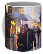 Ula And Wojtek Engagement 12 Coffee Mug