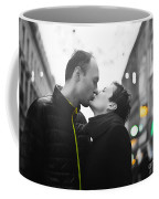 Ula And Wojtek Engagement 8 Coffee Mug