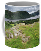 Ullswater Lake From Gowbarrow Fell, Lake District Coffee Mug