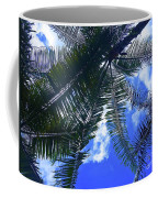 Under The Palms Coffee Mug
