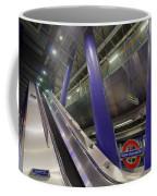 Underground Escalator Coffee Mug