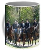 Union Cavalry Coffee Mug