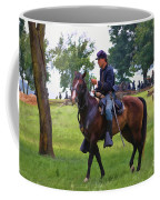 Union Cavalryman Coffee Mug