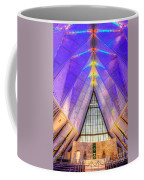 Us Air Force Academy Chapel Coffee Mug