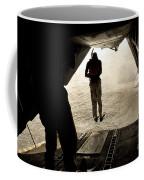 U.s. Air Force Pararescuemen Jump Coffee Mug